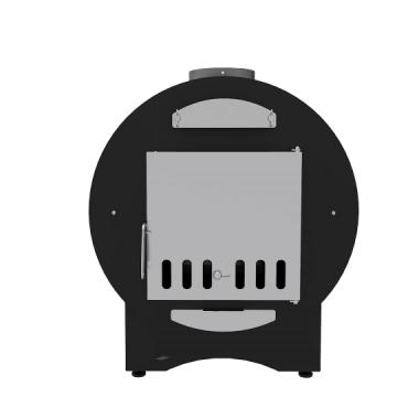 Печь наружная 45 кВт