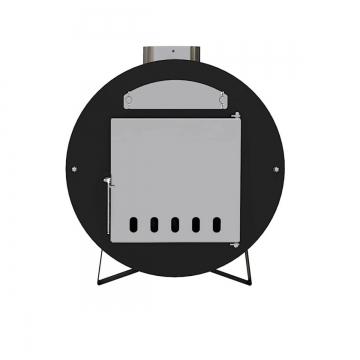 Печь наружная 20 кВт (эконом)